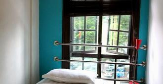 The Travel Hub Guesthouse - Kuala Lumpur - Schlafzimmer