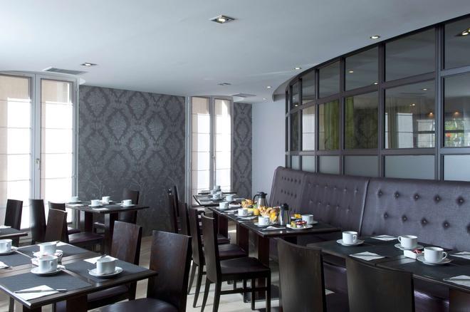 Best Western Hotel du Pont Wilson - Lyon - Restaurante