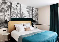 Best Western Hotel du Pont Wilson - Lyon - Phòng ngủ