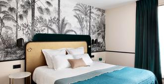 Best Western Hotel du Pont Wilson - Lyon - Makuuhuone