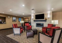 品質套房酒店 - 德頓 - 代頓 - 休閒室