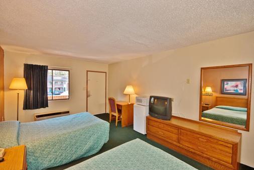 Country Hearth Inn & Suites Marietta - Marietta - Bedroom
