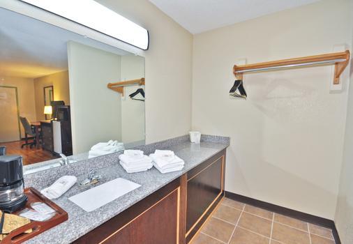 Country Hearth Inn & Suites Marietta - Marietta - Bathroom