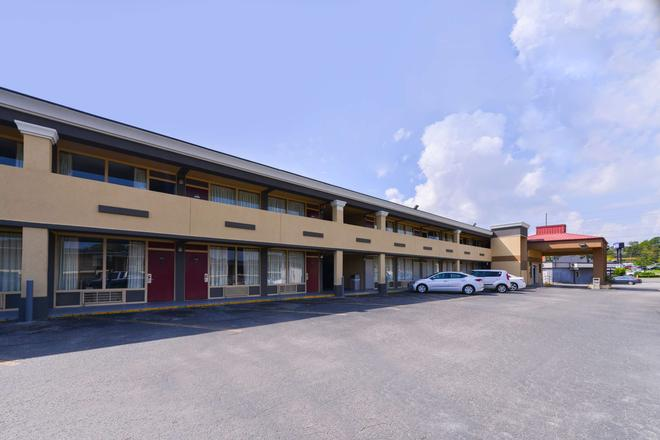 Americas Best Value Inn-Nashville/Airport South - Nashville - Rakennus
