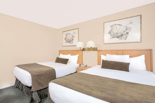 Howard Johnson by Wyndham Downtown Kamloops - Kamloops - Κρεβατοκάμαρα