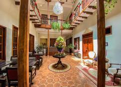 Santa Lucia House - Forum - Cuenca - Lobby