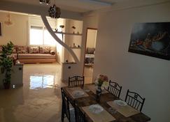 Appartement De Luxe 4 Chambres - Oujda - Essbereich