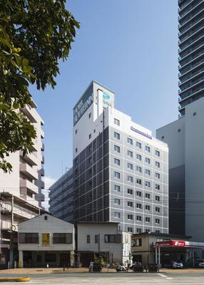 Hotel Route-Inn Kumamoto Ekimae - Kumamoto - Edificio