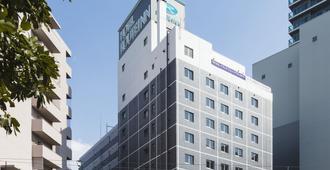 熊本縣站前route Inn飯店 - 熊本 - 建築