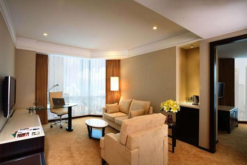 Howard Johnson by Wyndham Huaihai Hotel Shanghai - Shanghai - Olohuone