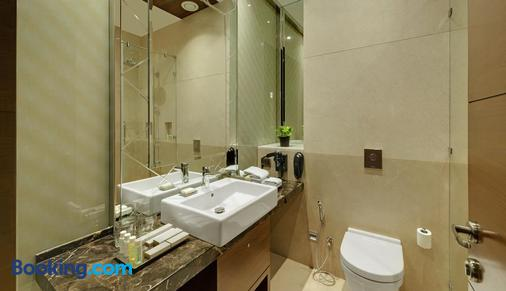 Niranta Airport Transit Hotel & Lounge Terminal 2 Arrivals - Mumbai - Bathroom