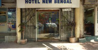 Hotel New Bengal - Bombay - Vista del exterior