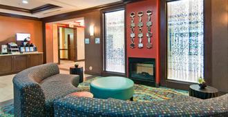 Holiday Inn Express & Suites San Antonio Se By At&t Center, An Ihg Hotel - סן אנטוניו - לובי