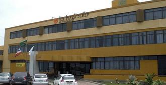 Rede Andrade Plaza Salvador - Salvador - Building