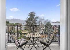 Montreux Grand Rue Apartments - Montreux - Balcony