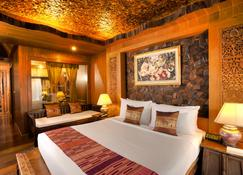Santhiya Koh Phangan Resort & Spa - Ko Pha Ngan - Bedroom