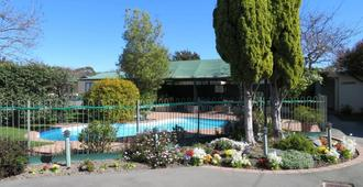 Commodore Court Motel - Blenheim - Bygning