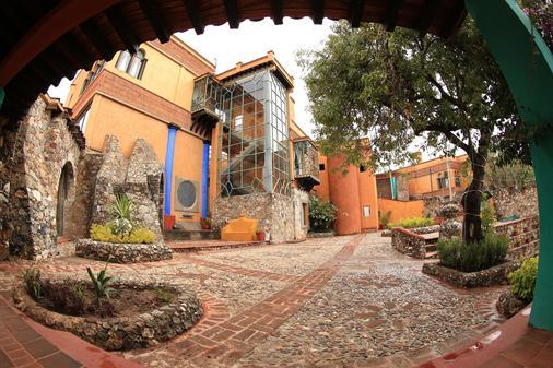Hotel Boutique Casa Mellado - Guanajuato