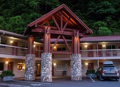 Econo Lodge - Cherokee - Edificio
