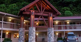 Econo Lodge - Cherokee - Κτίριο