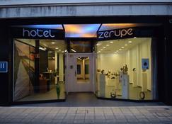 Hotel Zerupe - Zarautz - Gebäude