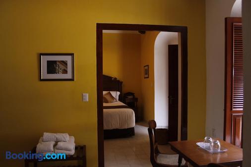Casa Don Gustavo Boutique Hotel - Campeche - Bathroom