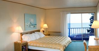 K Royale Lakefront Inn - Saint Ignace - Κρεβατοκάμαρα