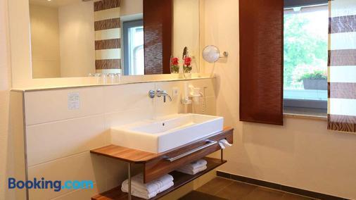 Vilstaler Hof Hotel & Tagung - Rottersdorf - Bathroom