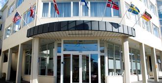Fosshotel Raudara - Reikiavik - Edificio