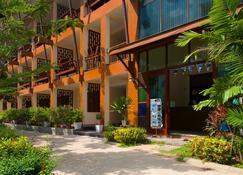 Wind Beach Resort - Ko Tao - Edificio