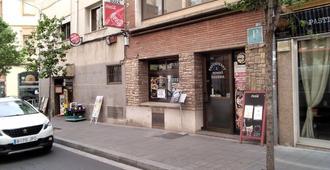 Pensión Fonda Suiza - Reus - Gebäude