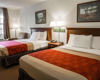Econo Lodge Crystal Coast - Morehead City - Schlafzimmer