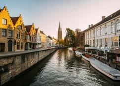 Novotel Brugge Centrum - Brugge - Dış görünüm