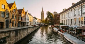 Novotel Brugge Centrum - ברוג' - נוף חיצוני