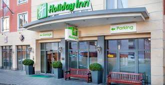 Holiday Inn Nürnberg City Centre - Nürnberg - Bygning