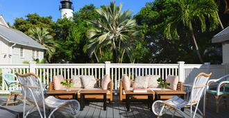 Kimpton Lighthouse Hotel - Key West - Varanda