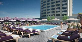 The Chelsea Hotel - אטלנטיק סיטי - בריכה