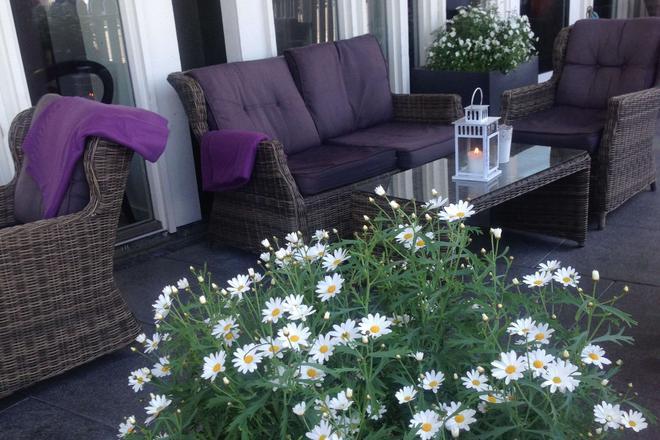 Clarion Collection Hotel Skagen Brygge - Stavanger - Patio