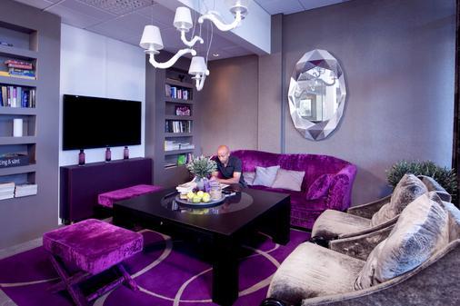 Clarion Collection Hotel Skagen Brygge - Stavanger - Sala de estar