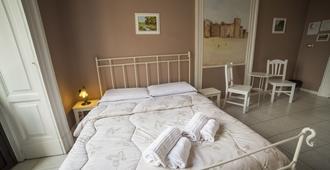 호텔 비스카리 - 카타니아 - 침실