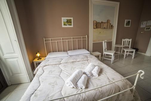 Hotel Biscari - Catania - Bedroom