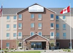 Landmark Suites - Williston - Rakennus