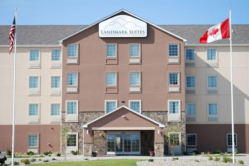 Landmark Suites - Williston - Κτίριο