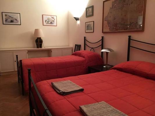 Maximi Bed & Breakfast - 羅馬 - 臥室