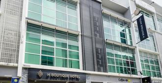 H Boutique Hotel Sri Petaling - Kuala Lumpur - Building