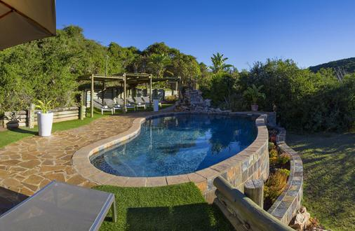 Thunzi Bush Lodge - Port Elizabeth - Pool