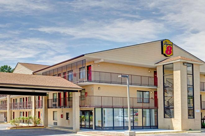維珍尼亞弗雷德里克斯堡速 8 酒店 - 腓特烈堡 - 弗雷德里克斯堡(弗吉尼亞州) - 建築
