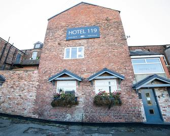 OYO Hotel 119 - Darlington - Building