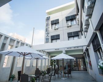 Rainbow Hotel - Magong City - Building