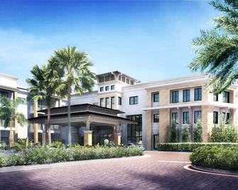 Hyatt House Naples/5th Avenue - Napels - Gebouw